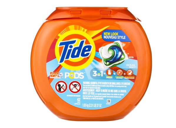 Dr. Lynch says Tide Pods are considered poisonous, i.e., they can cause injury when consumed in large enough quantities. When ingested, he says, Tide Pods can be even more dangerous than liquid.