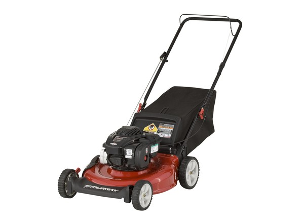 Murray 21 Lawn Mower : Murray a ba lawn mower tractor prices consumer reports