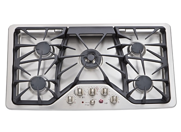GE Cafe CGP650SETSS Gas Cooktop