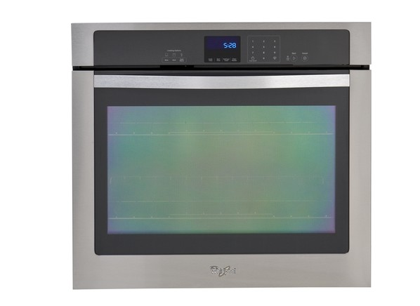 whirlpool wos51ec0as wall oven