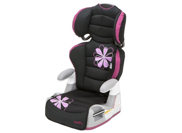 evenflo big kid amp highback car seat consumer reports. Black Bedroom Furniture Sets. Home Design Ideas