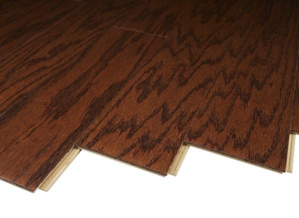 Harris Wood Traditions SpringLoc Red Oak Bridle HE2505OK48 flooring - Harris Wood Traditions SpringLoc Red Oak Bridle HE2505OK48