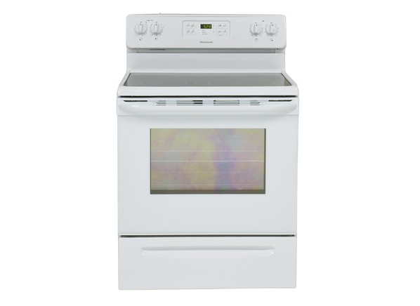 how to clean frigidaire electric stove top
