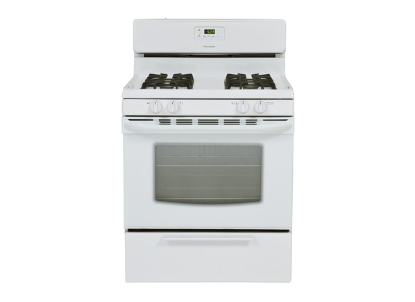 Consumer Gas Stove Electric Oven ~ Frigidaire ffgf lw range consumer reports