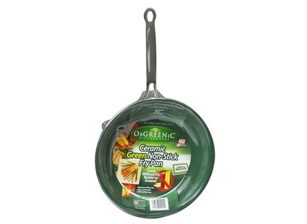 Orgreenic Ceramic Green Nonstick Kitchen Cookware