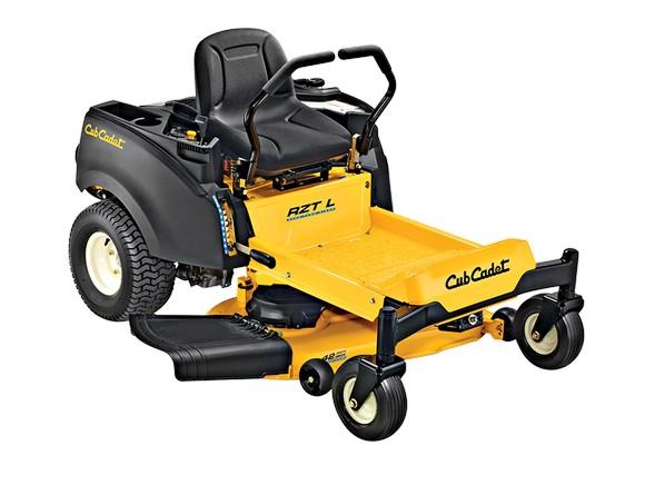 Cub Cadet Tractor Values : Cub cadet rzt l kh lawn mower tractor consumer reports