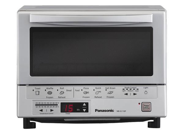 Panasonic Flashxpress Nb G110p Oven Toaster User Reviews