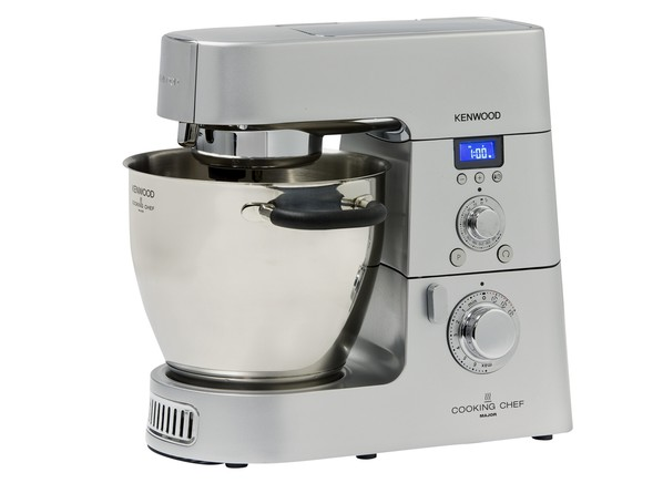 Kenwood cooking chef kitchen machine km080at mixer for Cuisson vapeur kenwood cooking chef