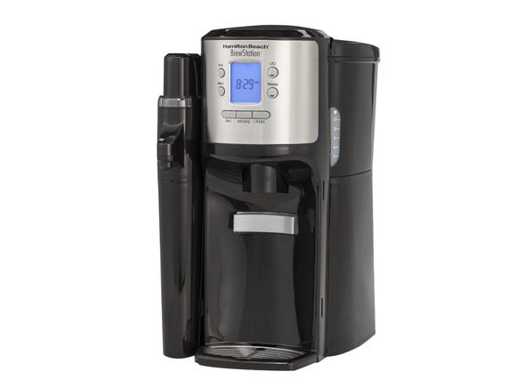hamilton beach brewstation coffee maker