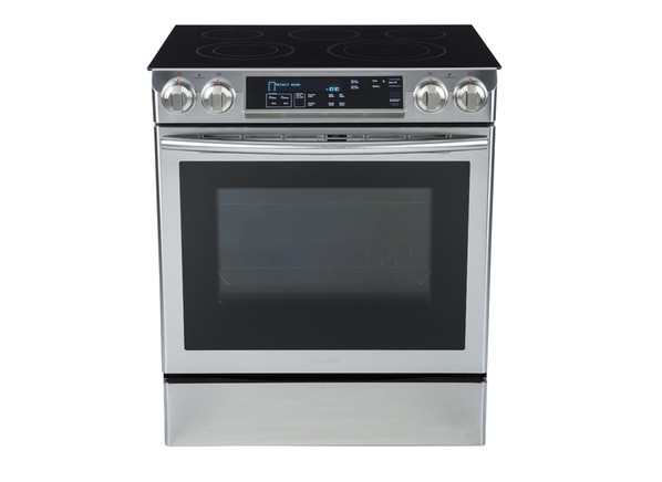 Consumer Gas Stove Electric Oven ~ Samsung ne f ss range consumer reports