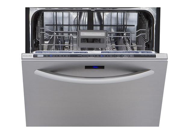Kitchenaid Architect Series Ii Kdte554css Dishwasher Reviews Consumer Reports