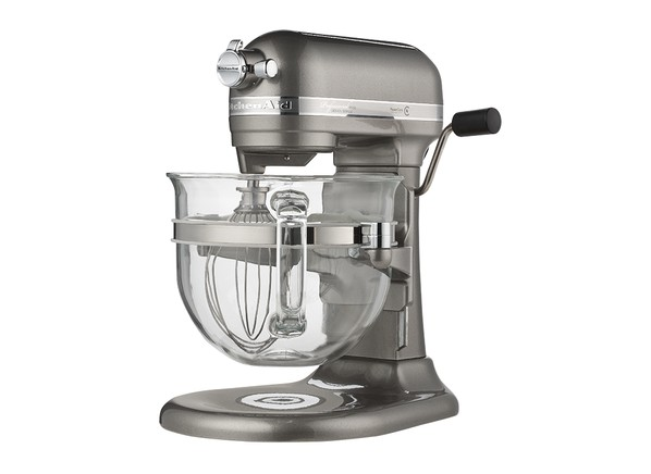KitchenAid Professional 600 KP26M1X[DP] Mixer - Consumer Reports