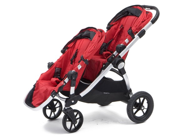 Baby Jogger City Select with Double Seat Stroller ...