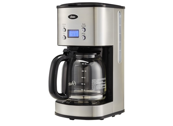 Programmable Coffee Maker Cone Filter : Consumer Reports - Oster Stainless Steel Programmable BVST-JBXSS41