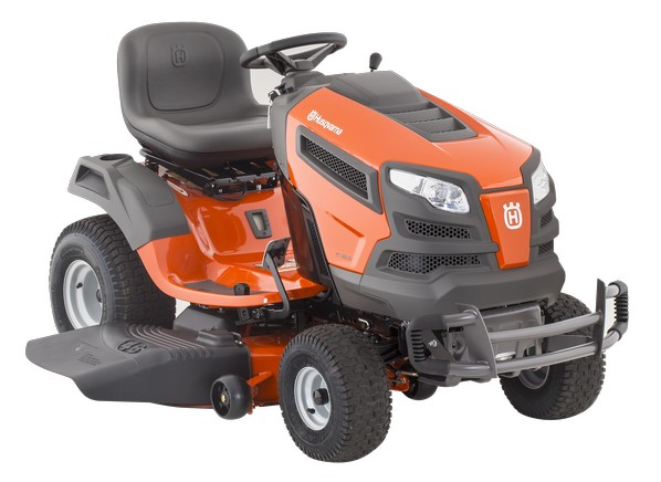 Riding Lawn Mowers Reviews >> Husqvarna YT46LS Lawn Mower & Tractor - Consumer Reports
