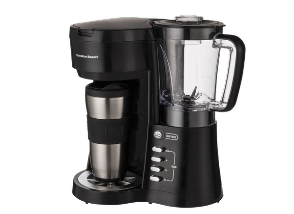 Consumer Guide Coffee Maker : Consumer Reports - Hamilton Beach Java Blend Brewer/Blender 40918