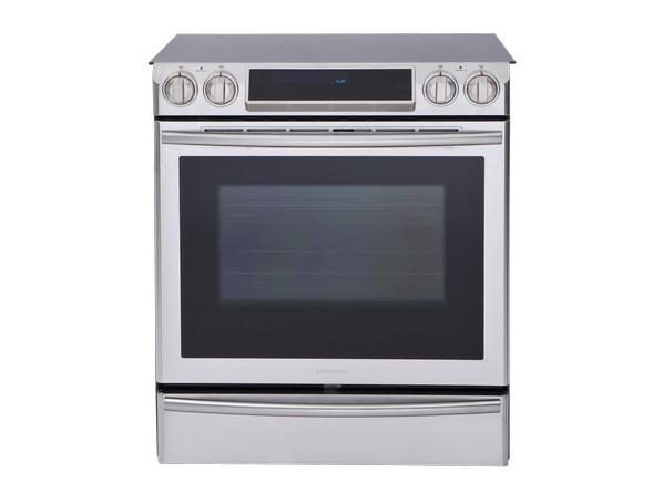 Consumer Gas Stove Electric Oven ~ Samsung ne f ws range consumer reports