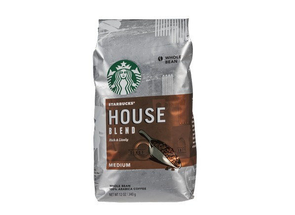 Starbucks House Blend whole bean Coffee - Consumer Reports