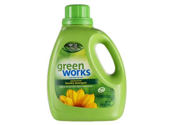 Green Works Laundry Detergent Laundry Detergent Consumer