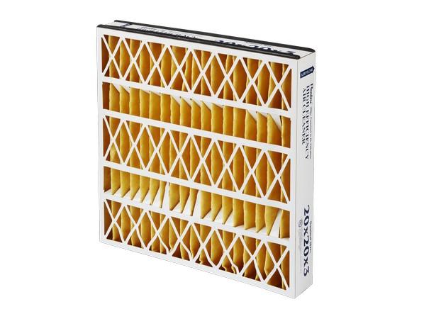 Flanders Air Conditioner Filters Flanders High Efficiency Air Cleaner MERV 11 Model 82755 ...