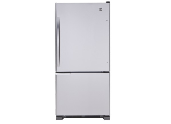 refrigerator 66 inches high. if you need to spend less than a $1,000 on great refrigerator, but don\u0027t want top-freezer, this 30-inch wide bottom-freezer from kenmore is one of your refrigerator 66 inches high