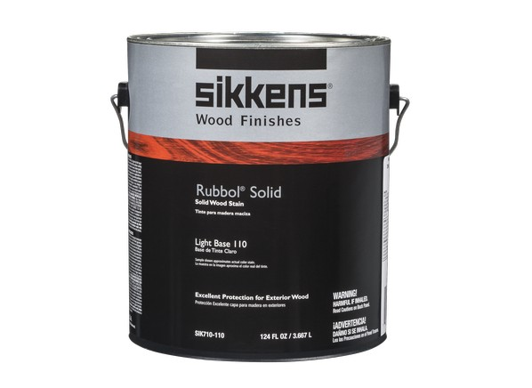 sikkens rubbol solid stain wood stain consumer reports. Black Bedroom Furniture Sets. Home Design Ideas