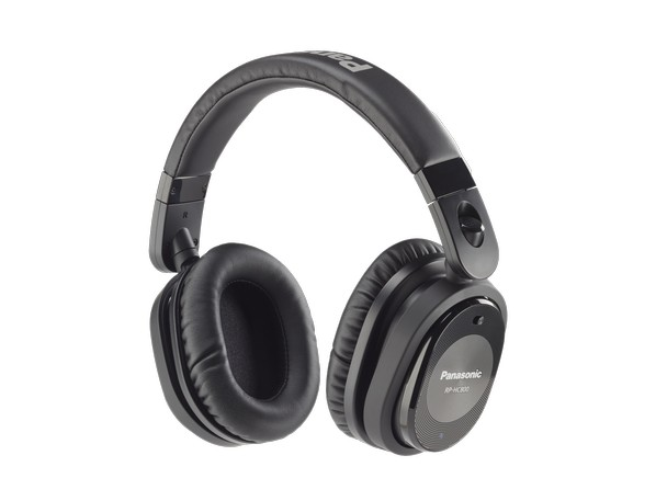 Panasonic earbuds control - Nady QH-360 Headphones Overview