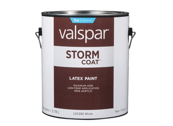 Valspar storm coat lowe 39 s paint consumer reports for Buying paint at lowes