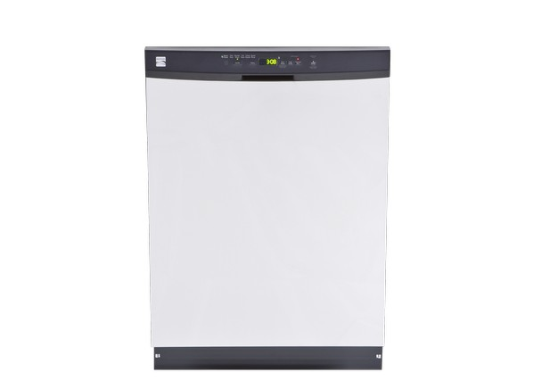 kenmore dishwasher black. kenmore 13223 dishwasher black h