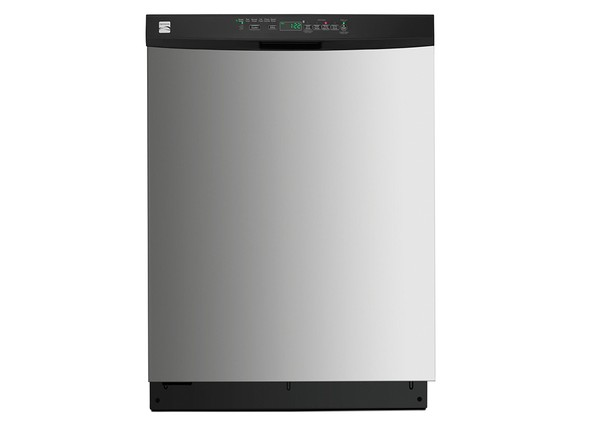 how to clean kenmore model 587.1527 dishwasher