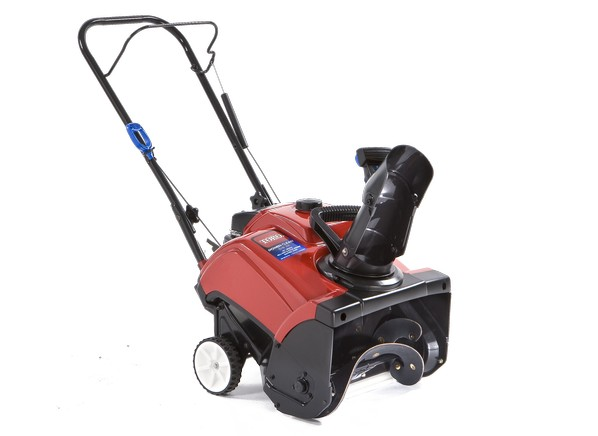 Toro Power Clear 721 E 21 in. Single-Stage Gas Snow Blower ...