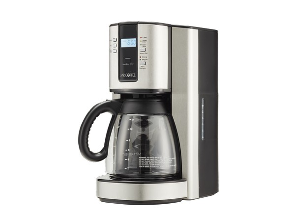 mr coffee bvmctjx37 coffee maker