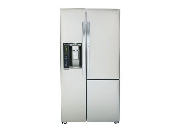 Lg Lsxs26366s Refrigerator Reviews Consumer Reports
