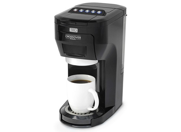Consumer Reports - Tru Crossover Brewer CM 2000