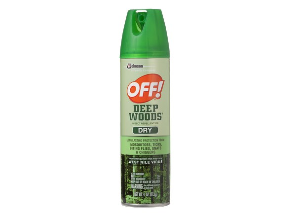 Off Deepwoods Vlll Insect Repellent Consumer Reports