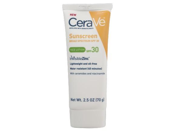 Consumer reports for facial moistureizers