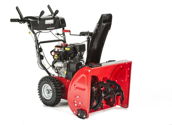 Power Smart Snow Blower : Power smart db snow blower consumer reports