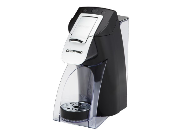 Chefman Barista Coffee Maker : Consumer Reports - Chefman My Barista