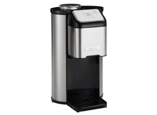 Consumer Reports - Cuisinart Grind & Brew Single Serve DGB-1
