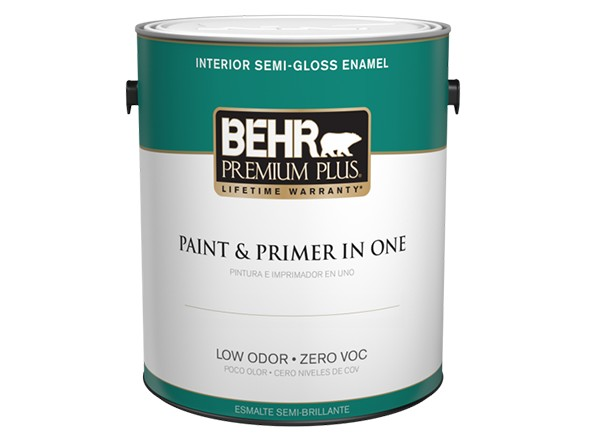 Behr Premium Plus Enamel (Home Depot) Paint