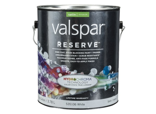 Valspar Reserve (Lowe\'s) Paint - Consumer Reports
