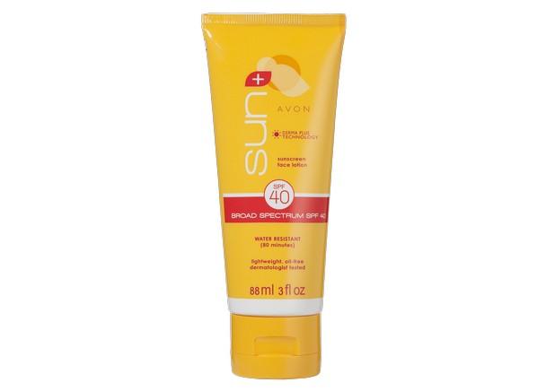 Avon Sun Sunscreen Face Lotion Spf 40 Sunscreen Prices
