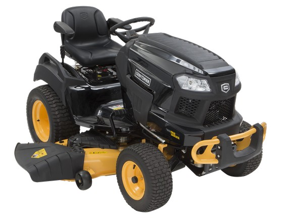 Garden Tractors Product : Craftsman lawn mower tractor reviews consumer