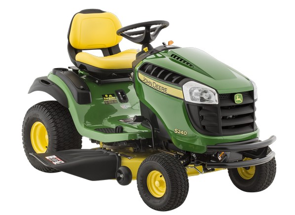 John Deere Riding Mower With Kawasaki Engine