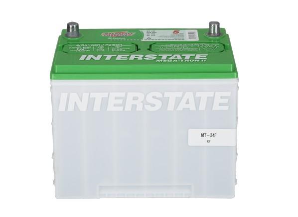 Interstate Car Battery Mega Tron Ii