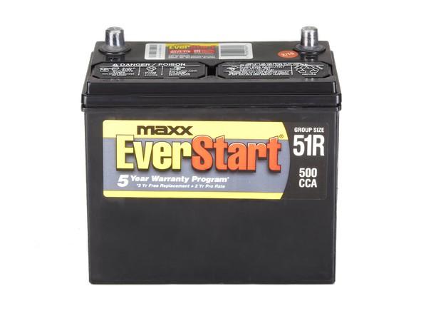 Car Battery Price: EverStart MAXX-51R Car Battery Prices