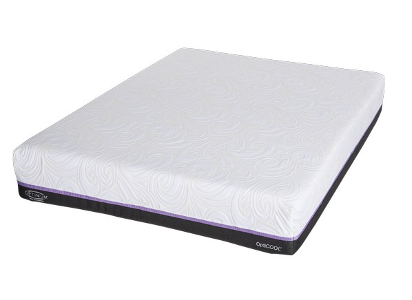 optimum by sealy gel memory foam series radiance gold mattress - Sealy Memory Foam Mattress