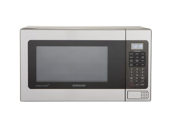 how to use samsung tds microwave oven