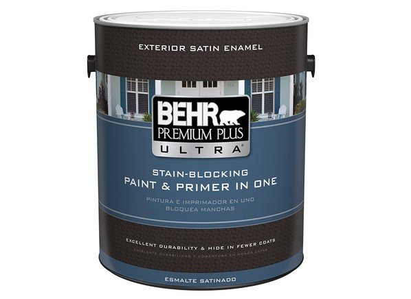 Behr Premium Plus Ultra Exterior (Home Depot) Paint - Consumer Reports