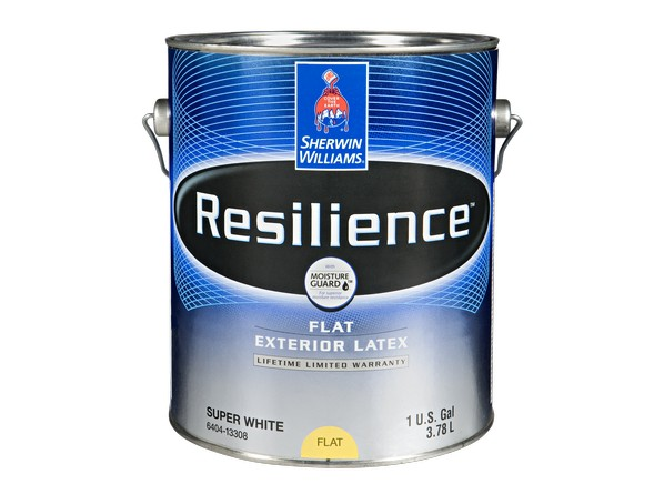 Sherwin Williams Resilience Exterior Paint
